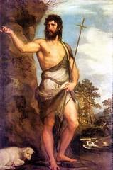 St John the Baptist - Patron Saint of Freemasonry