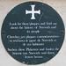 Norwich Plaques I
