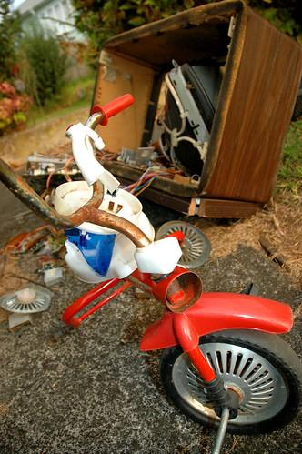 Little Red Trike