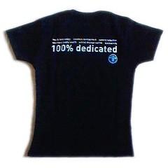 100% dedicated