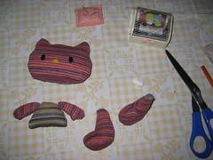 making of: rag Kitty