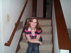 My sister Gayle