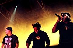 A explosão de adrenalina do Show do Afro Reggae
