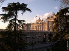 Palacio de Oriente, Madrid