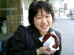 I likey the doughnut