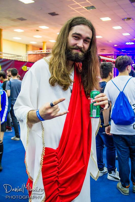 Cosplay at East European Comic Con 2016 by Daniel Mihai