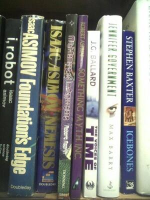 M.Y.T.H. Inc Books