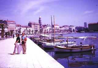 Split, Croatia 1963