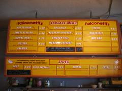Falconetti's Sausage - 1
