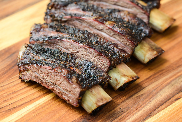 Salt & Pepper Beef Back Ribs