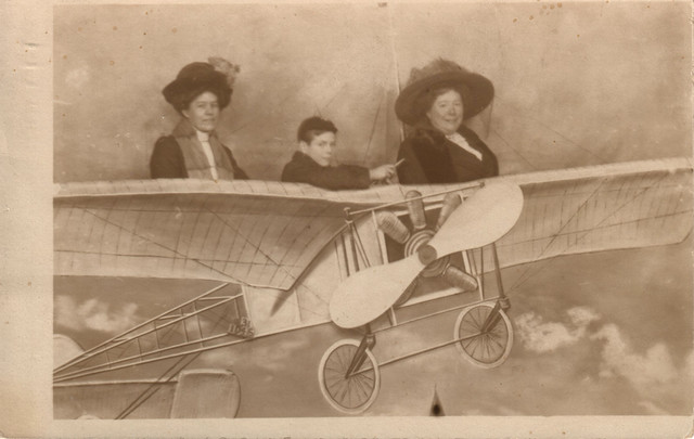 Pioneer aviators