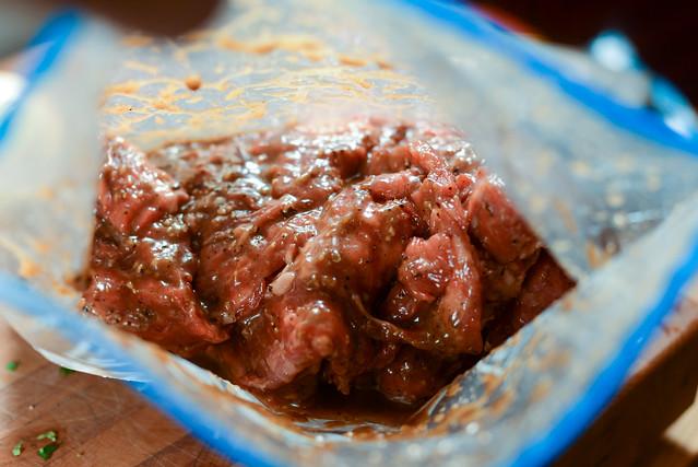 Steak Pepito