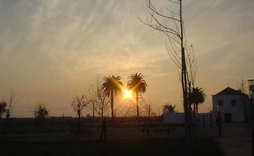 saldanha sunset