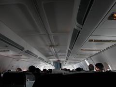 Interior 737/300 de Varig