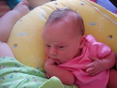 Olivia 4 days old