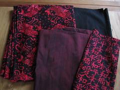 Fabric for Knitting Bag