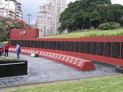 Falkland Island War Memorial
