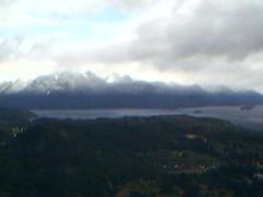 Desde el Cerro Campanario.