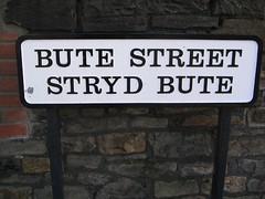 Stryd Bute, Caerdydd