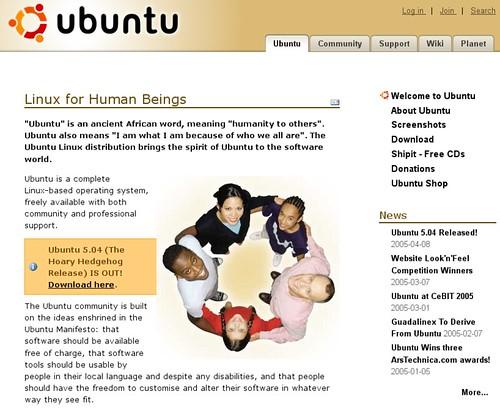 UbuntuWebShot