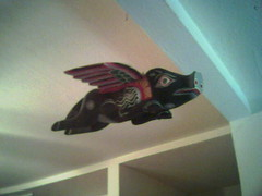 Flying Pig!