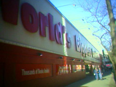 World's Biggest Bookstore