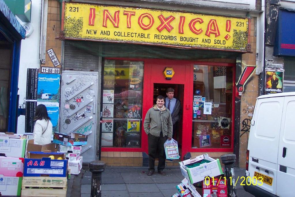 Intoxica, Portobello road | Soulnow | Flickr