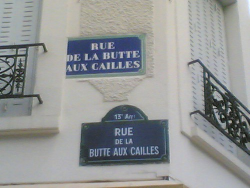 Rue de la Butte-aux-Cailles