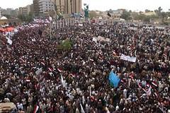 Baghdad Protestors