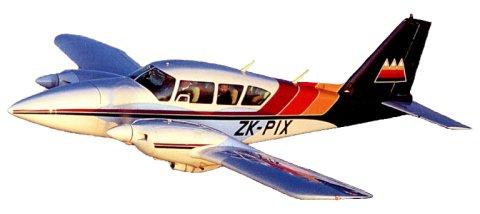 Mountain Air Piper Aztec