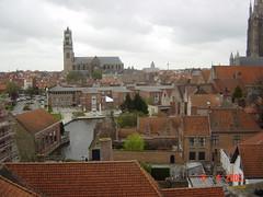 Bruges view