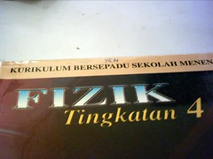 Form 4 Physic textbook