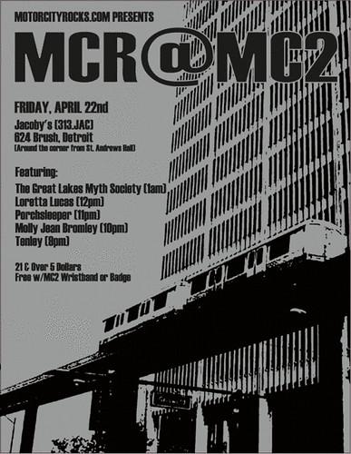 MCRMCMC