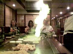 Onion volcano!