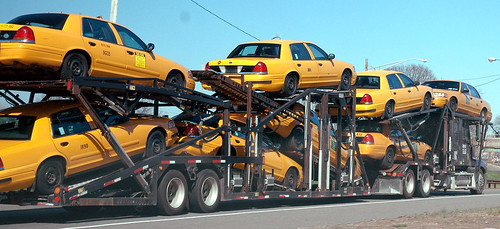 Taxi Transporter