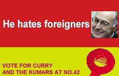Labour campaign poster
