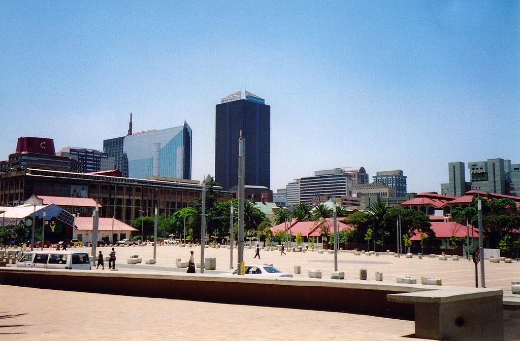 Newtown, Johannesburg