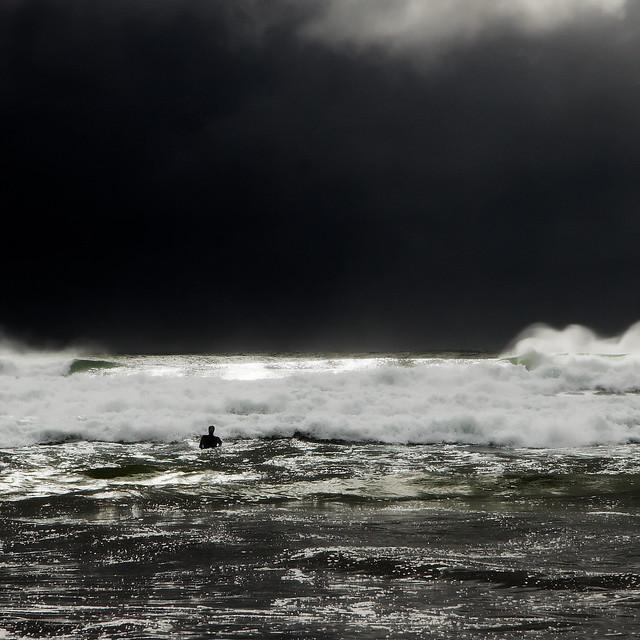 Surfer at Tofino 2