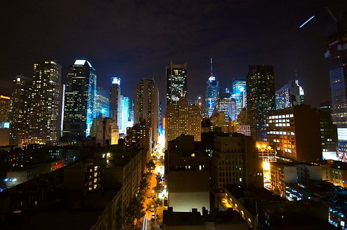 Manhattan at Night | by paulo.barcellos