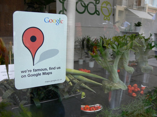 Flower shop on Google Maps | by Lars Plougmann