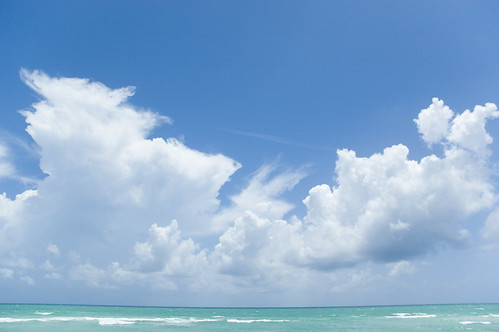 Clouds over Miami | by alexgorstan