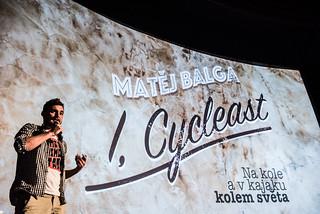 Diáky: Matěj Balga - I, Cycleast