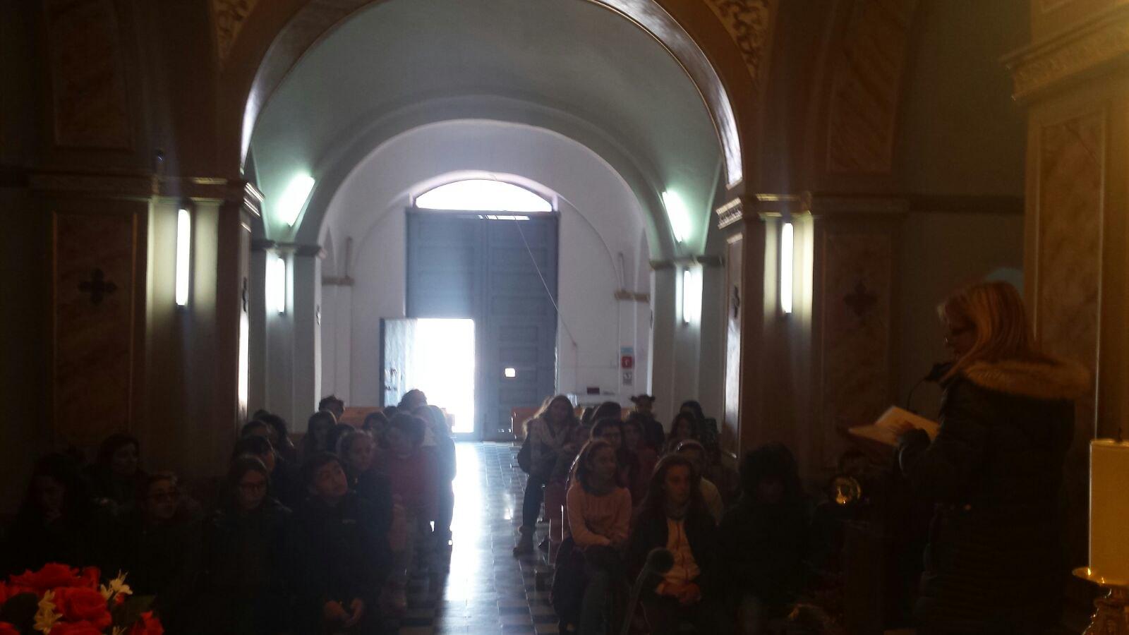 (2018-03-19) - Visita ermita alumnos Yolada-Pilar,6º, Virrey Poveda-9 de Octubre - Maria Isabel Berenquer Brotons - (16)