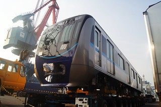 Jakarta MRT; Port of Tanjung Priok   by Argo Sakurai