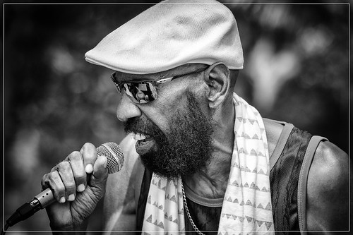 Carribean Singer | by georg_dieter