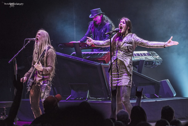 Nightwish @ Massey Hall (Toronto, ON) on March 21, 2018