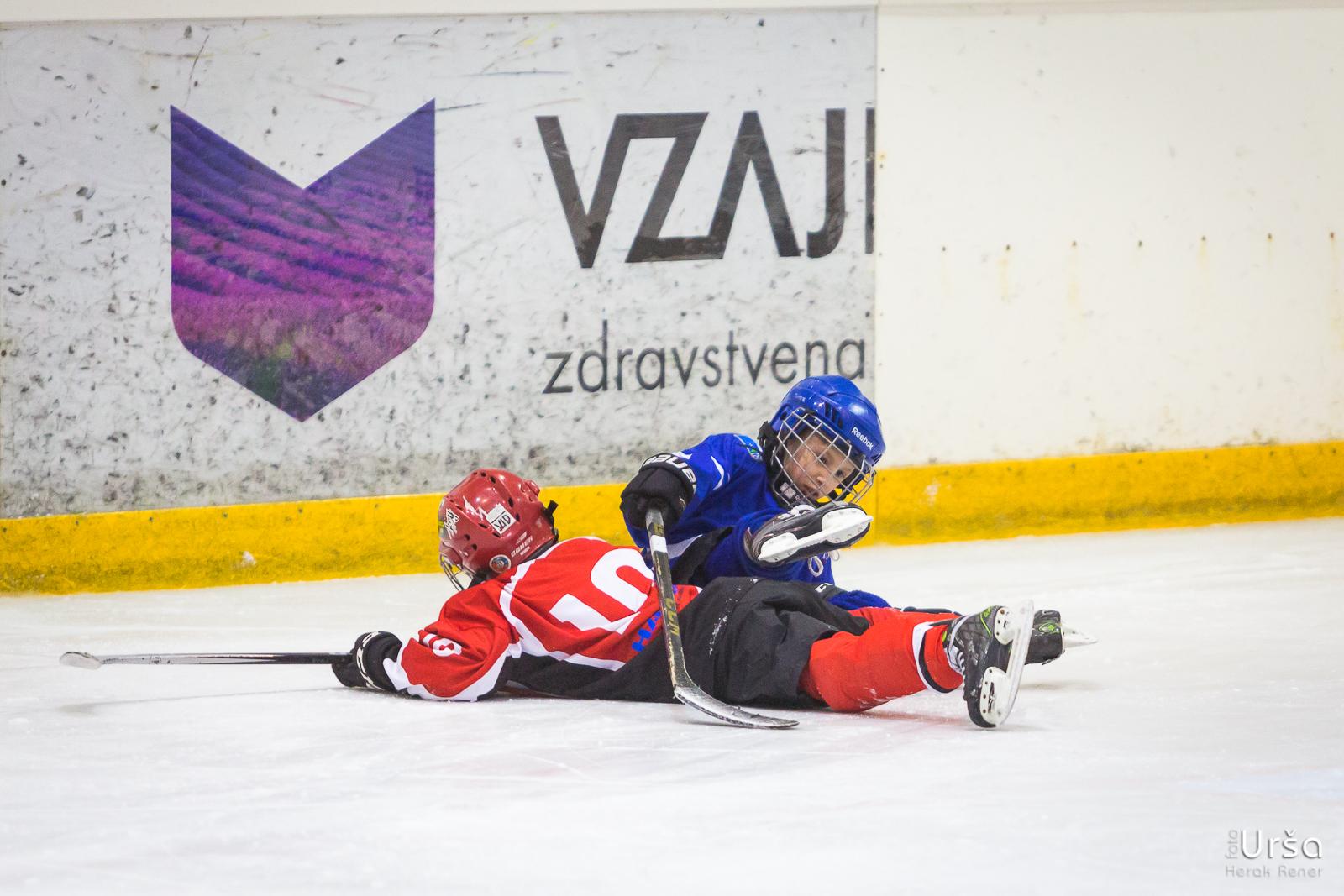Turnir v Mariboru U8 in U10