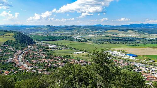 transylvanie transylvania town travel tourist trip romania roumanie landscape paysage montagne mountain