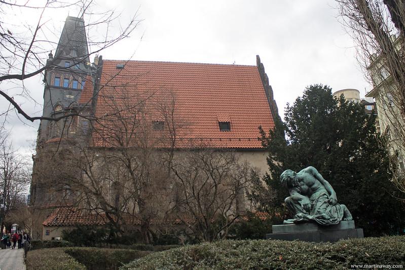Old-New Synagogue, quartiere ebraico di Praga