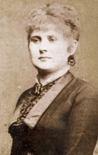 1886. Ultima fotografie a Veronicăi Micle